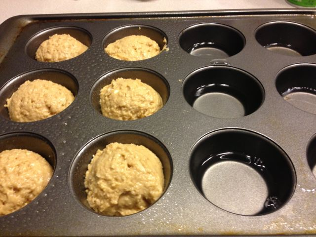 Whole Grain Corn Muffins-Muffin pans