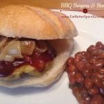 BBQ Burgers & Beans