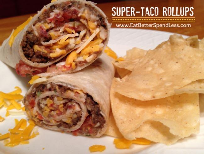 Super-Taco Rollups