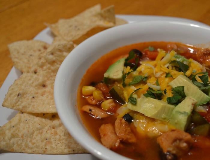 Nach-Yo Mamma's Chicken Soup