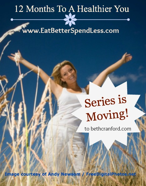 Healthier You challenge-Moving