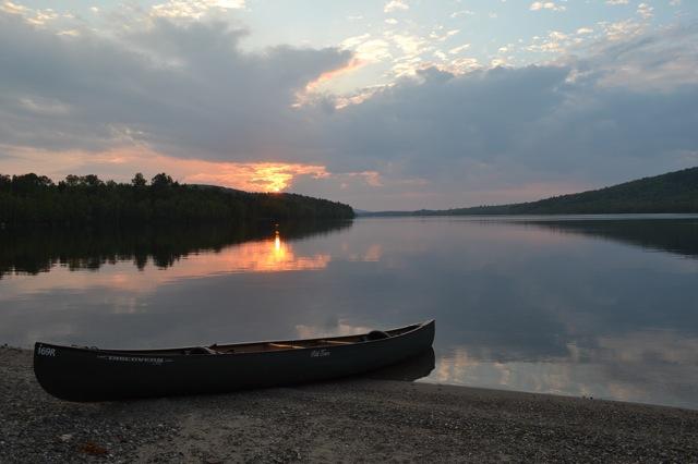 Lambert Lake, Maine