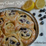 Make these sweet rolls for you sweet heart! They're delicious and not overly sweet. You can even make them ahead and freeze then just bake when you'r ready.