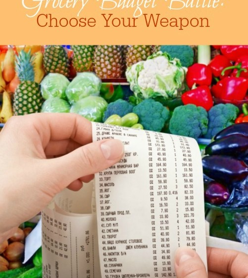 Grocery Budget Battle