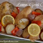 Lemon Greek Chicken-H
