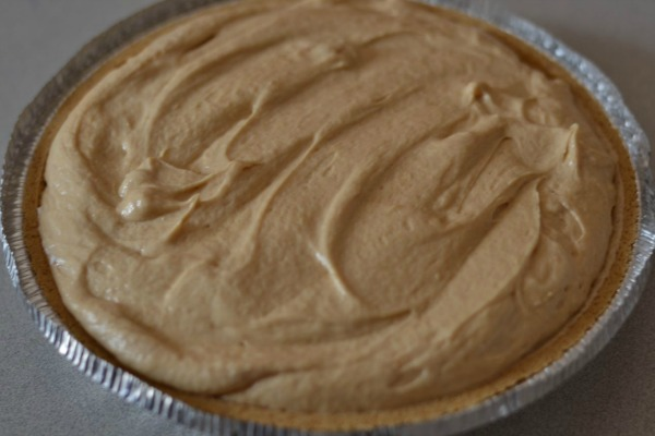 Smooth & Creamy Peanut Butter Pie - Eat Better Spend Less