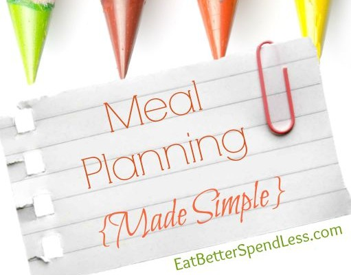 Meal Planning Made  Simple-F