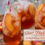 Sweet Peach Tea-F